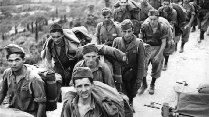 Italian 1943 Pows Germany