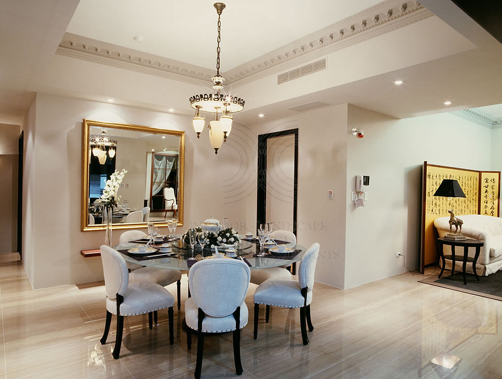 Dining Rooms From The Orient