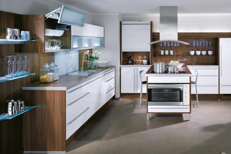 German Kitchen Interior Design