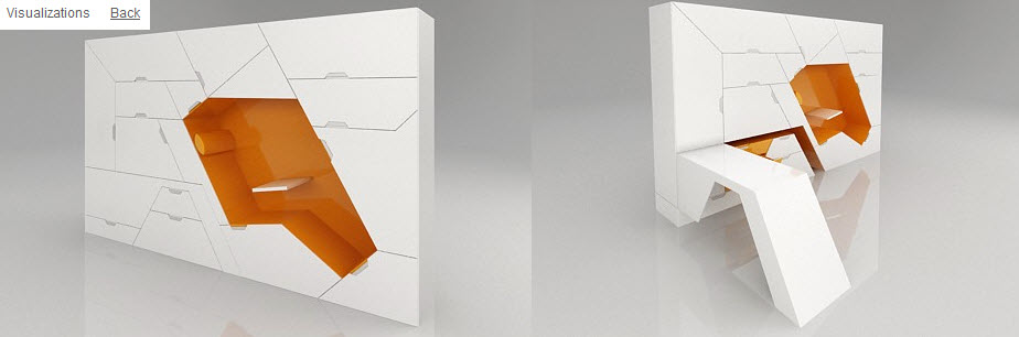 Simple Apartment Design Ideas