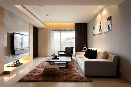 Modern Minimalist Decor with a Homey Flow Like Architecture   Interior Design  Follow Us
