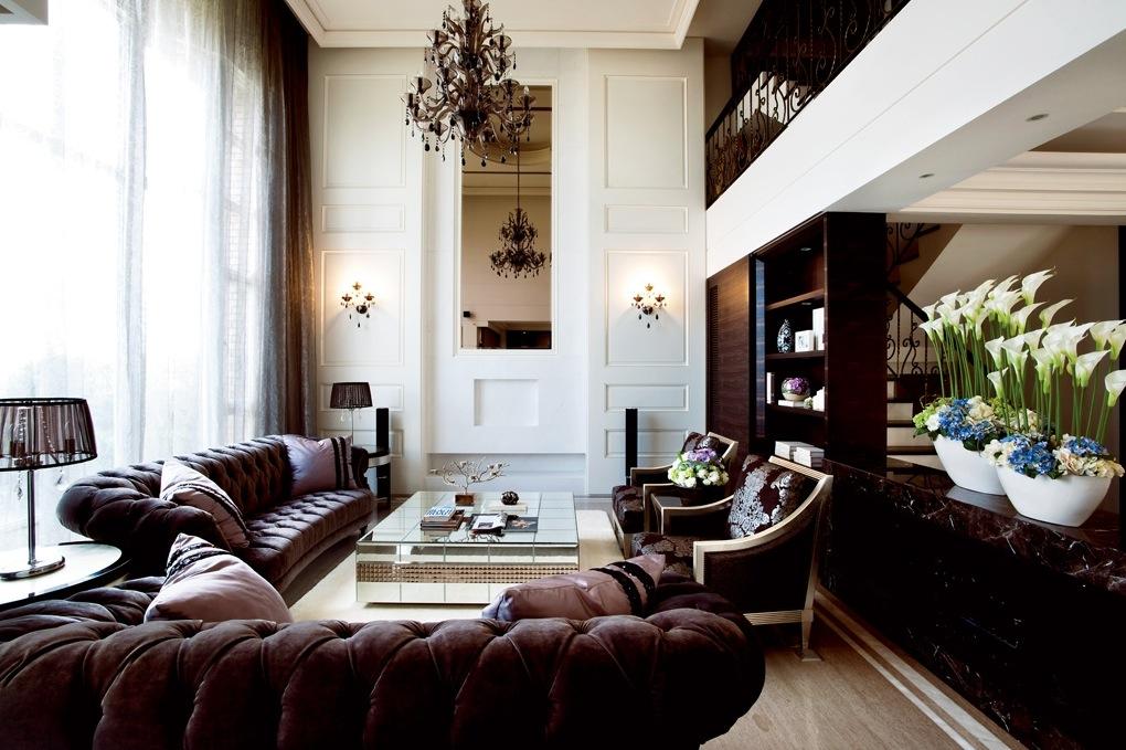 Traditional Living Room Decor Interior Design Ideas