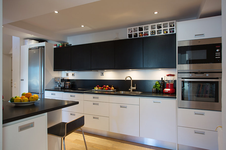 Modern Home Interior Design Kitchen