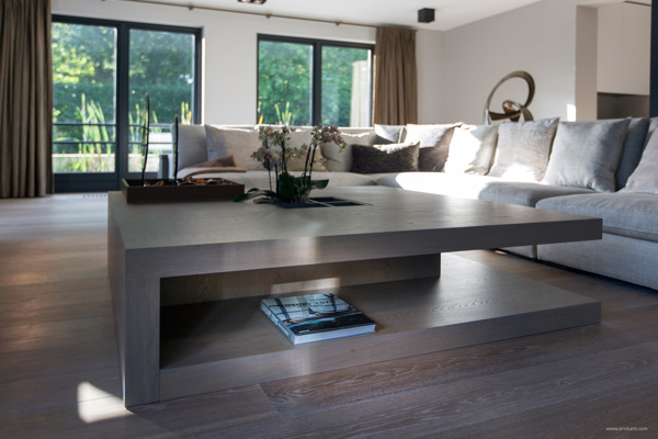 Creative Custom Coffee Table Interior Design Ideas
