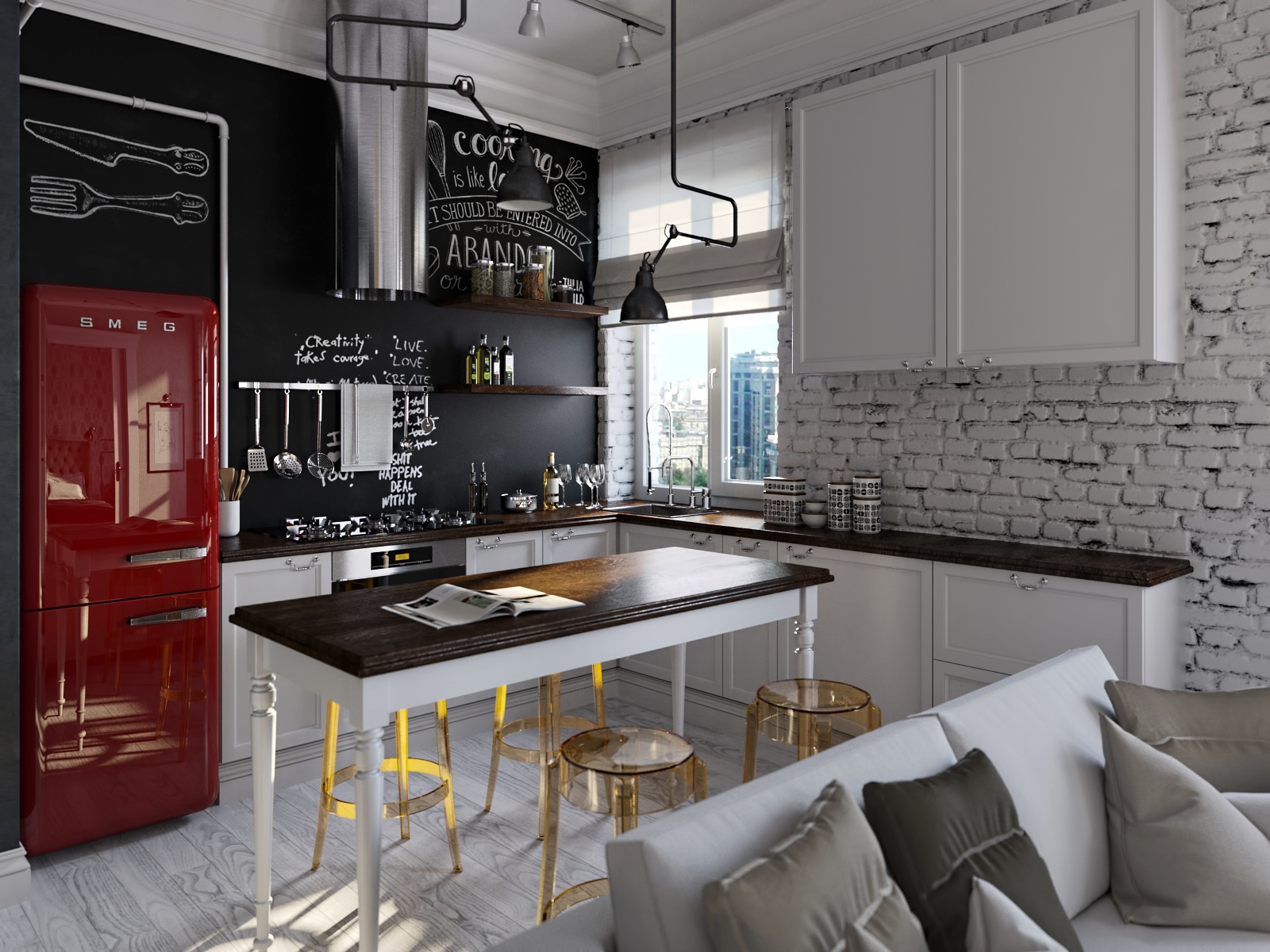 Great Studio Apartment Designs