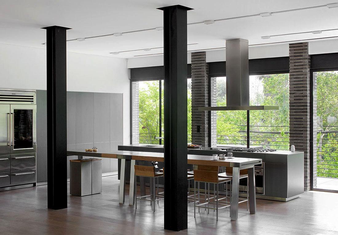 White Kitchen Table 6