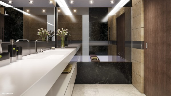 Cool Small Bathroom Designs