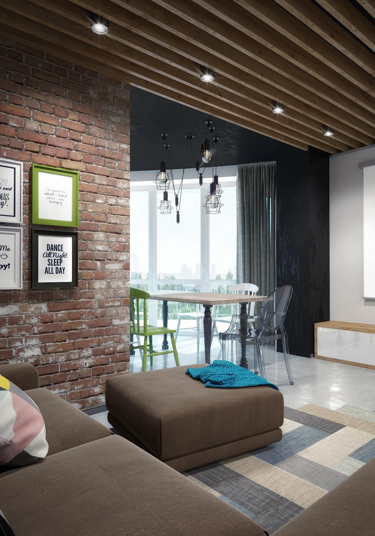 Three Creative Lofts Fit For Stylish Artists
