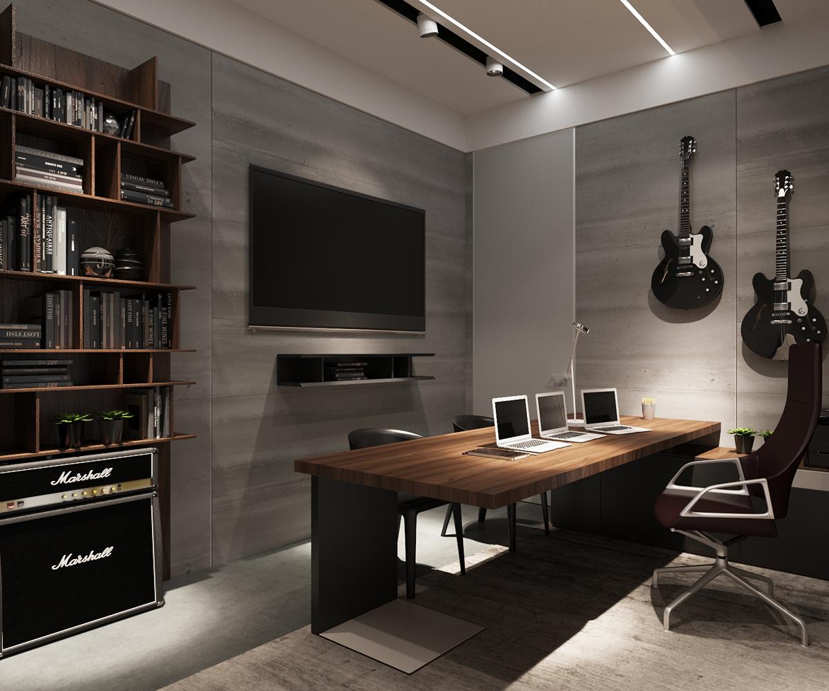 Sleek Modern Kitchen Ideas