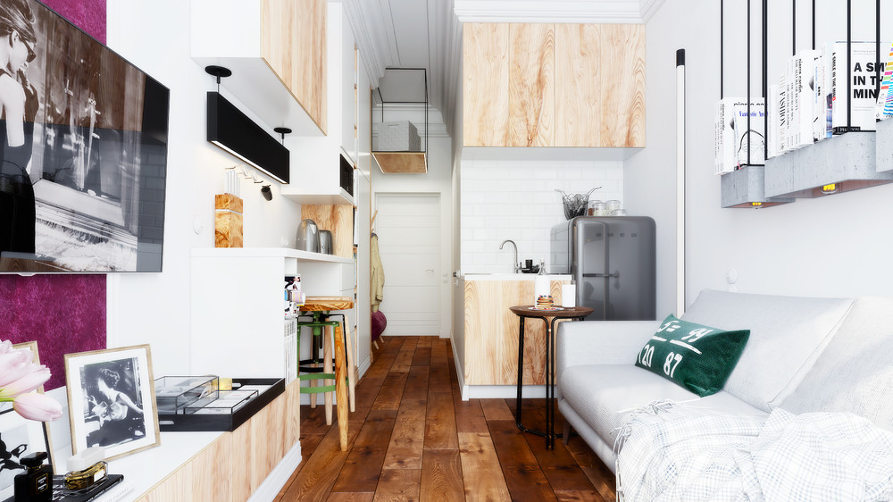 Small Apartment Style