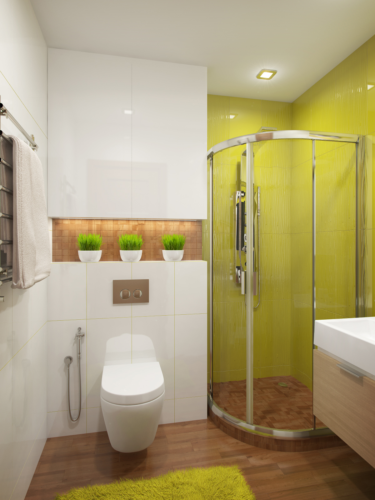 Bathroom Planning And Design