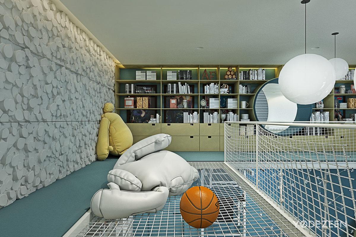 Cool Chairs Kids Room