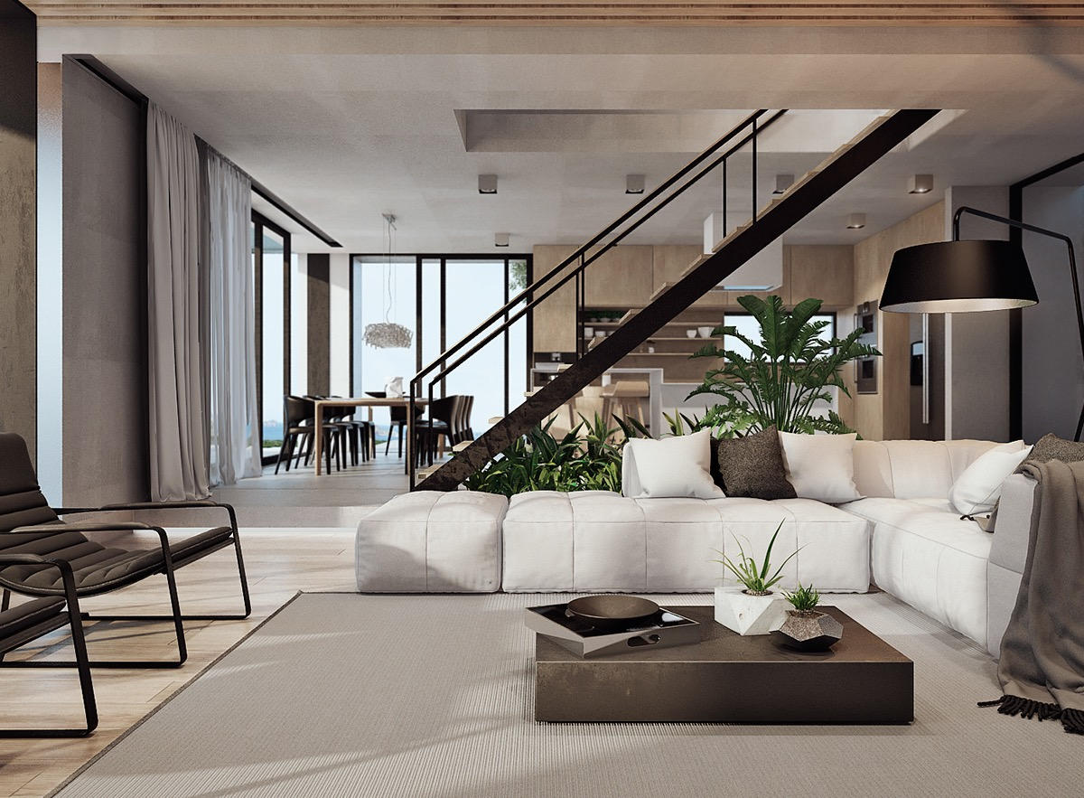 Best Kitchen Gallery: Modern Interior House Design Like Architecture & Interior of Home Interior Design Catalog  on rachelxblog.com