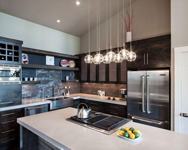 pendant lighting for kitchen # 44