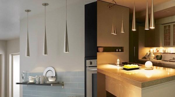 pendant lighting for kitchen # 73