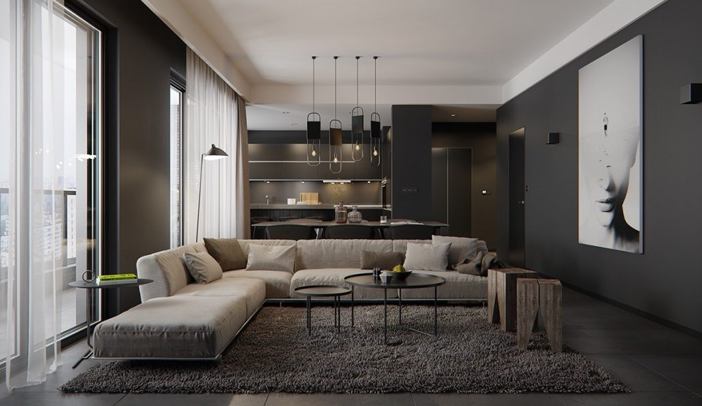 Luxury Styles 6 Dark And Daring Interiors