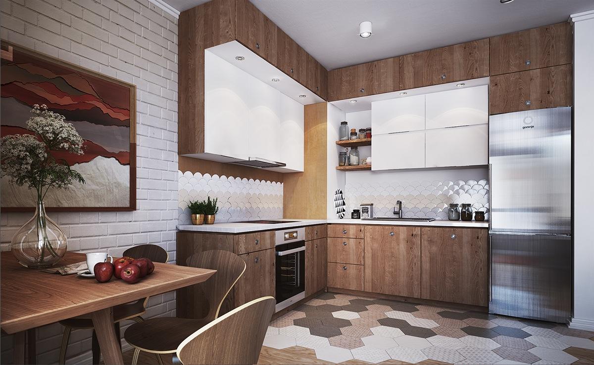 Kitchen Furniture Design L Shape