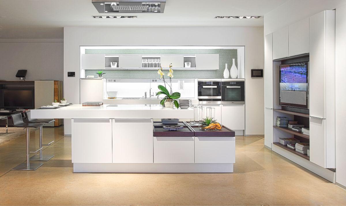 Modern Kitchen Design White