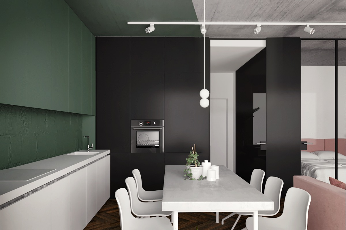 5 Studio Apartments With Inspiring Modern Decor Themes