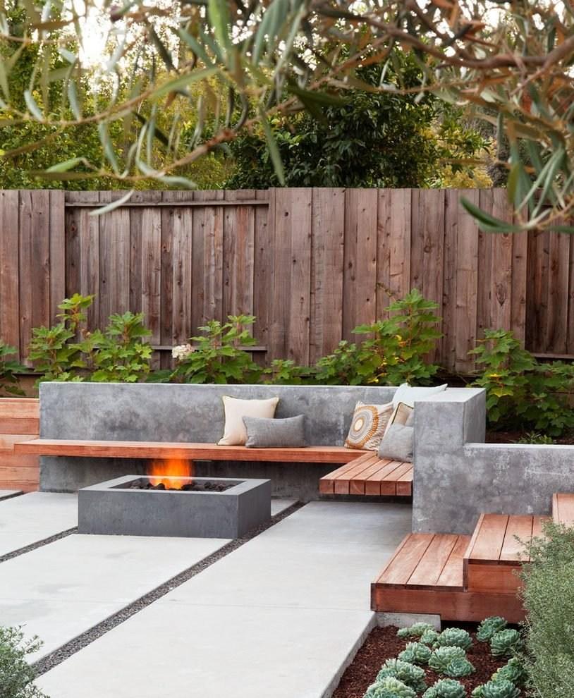 50 Gorgeous Outdoor Patio Design Ideas   Back Door Step Designs   Stone Veneer   Step Down   Paver   Brick   Block Paving Step