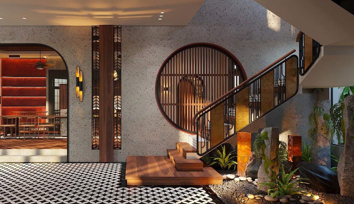 51 Stunning Staircase Design Ideas   Stairs Design In Lobby   Wooden   Round   Glass   Residential   Duplex