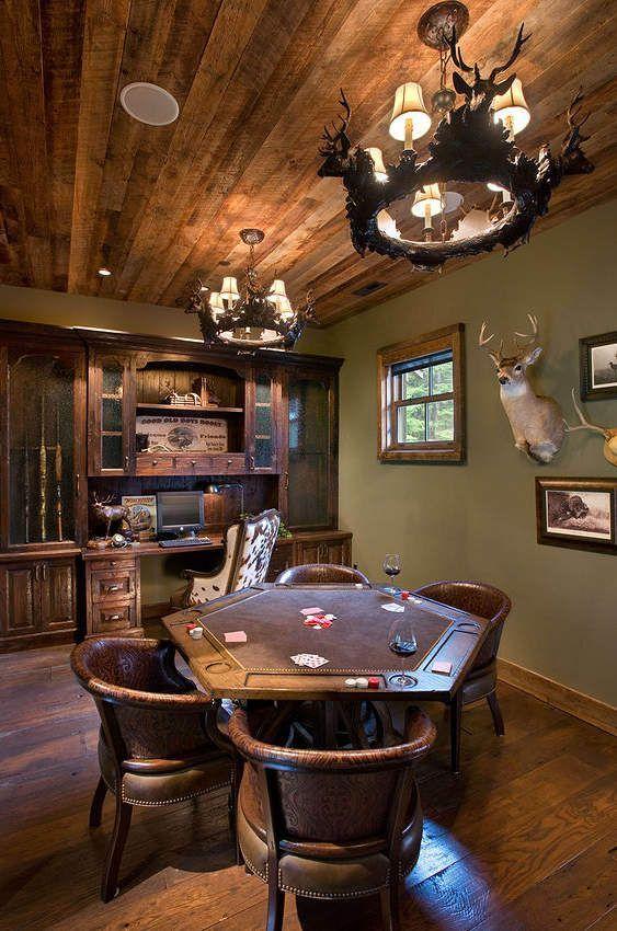 Outdoorsman Home Decor