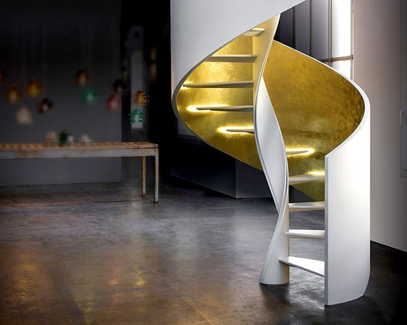 50 Best Staircase Design Ideas For Modern Homes   Modern Staircase Designs For Homes   Spiral   Steel   Minimalist   Concrete   Awesome