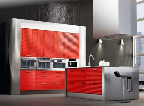 Modern Purple And Spain Kitchen Ideas From Spazzi