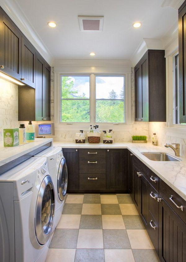 U Shaped Kitchen Design Images