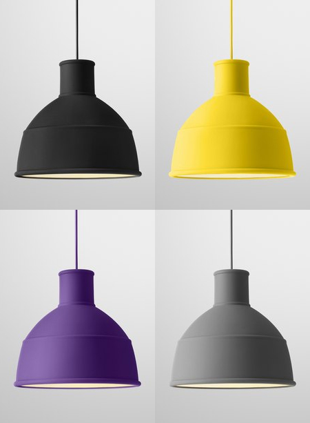 Rubber Pendant Light
