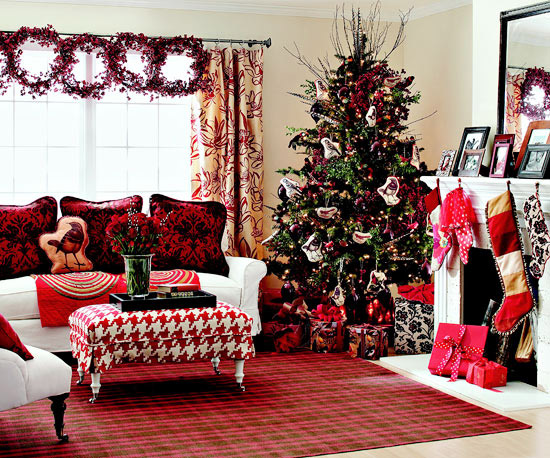 25 Christmas living room design ideas View in gallery