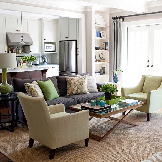 Lime Green Living Room Chairs