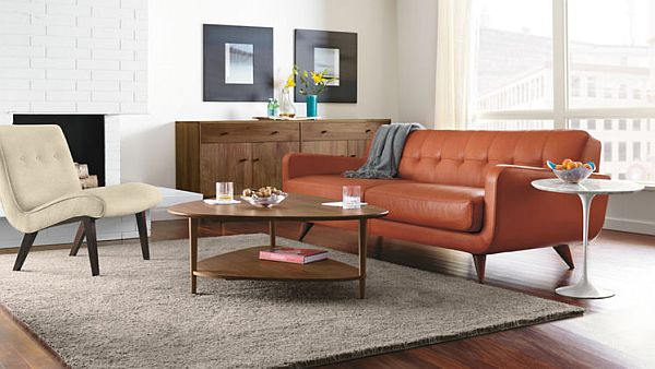Small Two Piece Sectional