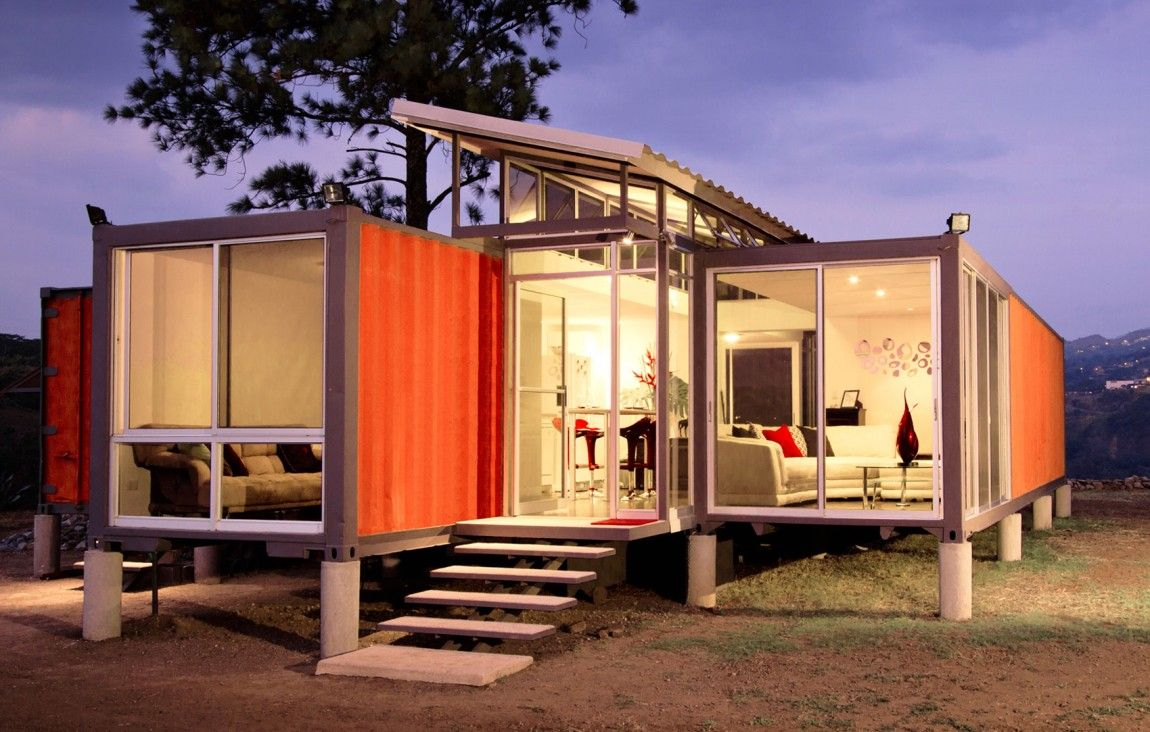 Best Kitchen Gallery: 4 Things To Consider If You Want To Build A Container Van Home Rl of 10 Foot Shipping Container Homes on rachelxblog.com