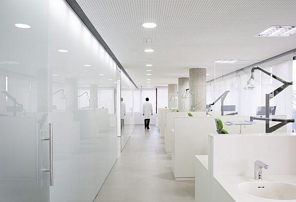 Minimalist Building Wallpaper