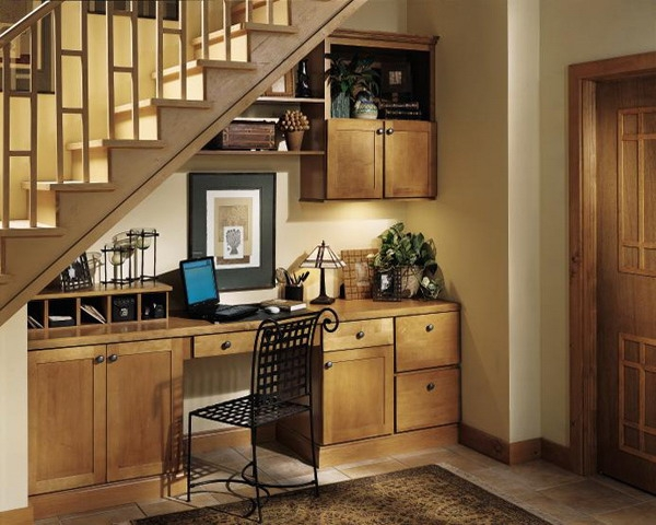 60 Under Stairs Storage Ideas For Small Spaces Making Your House   Best Staircase Design For Small Space   Traditional   Mezzanine   Stairway   Cabinet   Outdoor