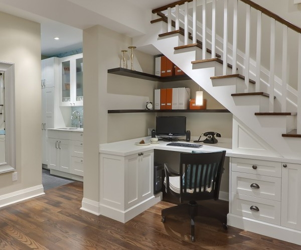 60 Under Stairs Storage Ideas For Small Spaces Making Your House | Space Under Staircase Design | Indoor | Clever | Innovative | Wooden | Understairs
