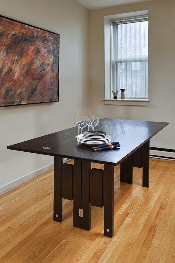 The Transformer Table By Quentin Kelley