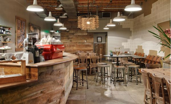 12 Coffee shop interior designs from around the world View in gallery