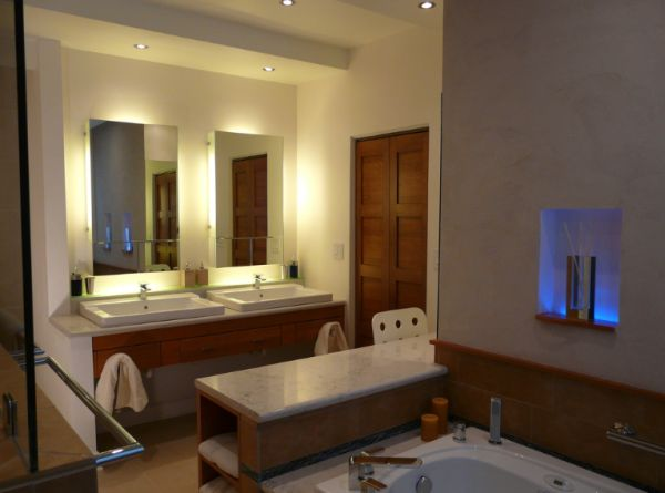 Led Bathroom Light Fittings