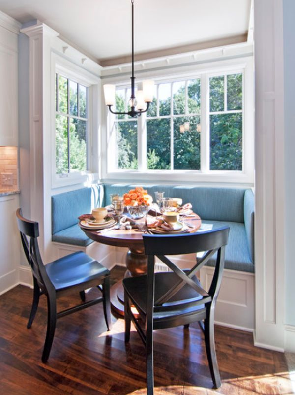 13 Cozy Comfortable And Delightful Breakfast Nooks For