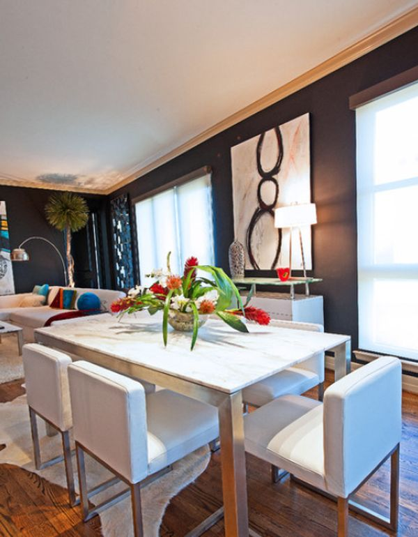 Ideas Decorating Dining Table
