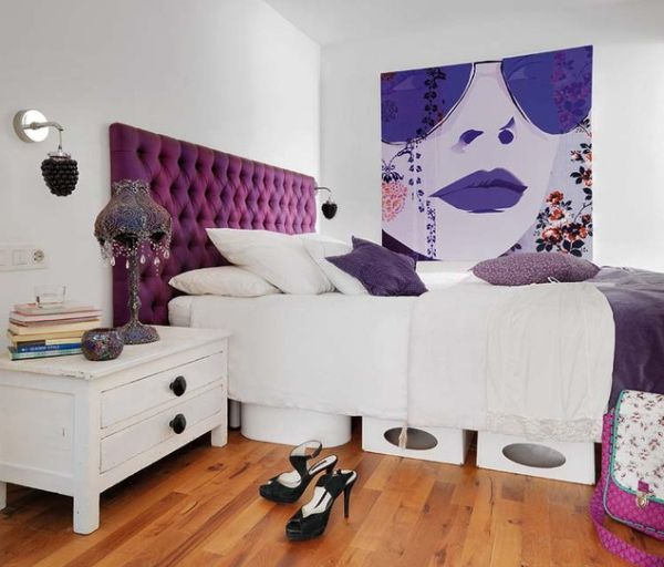 Punk Design Cues For A Teenager S Bedroom
