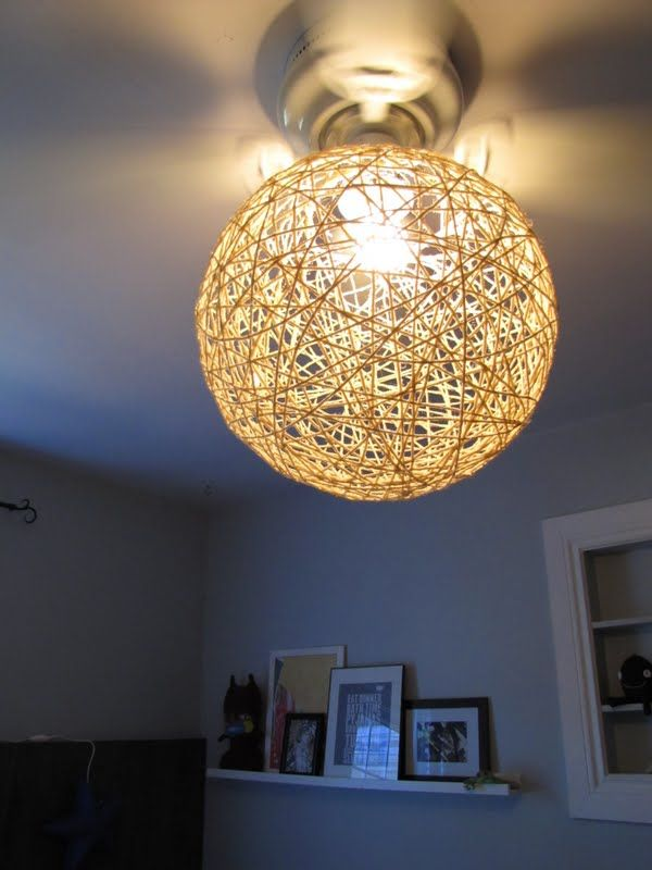 Ball Pendant Lighting