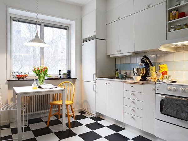 50 Scandinavian Kitchen Design Ideas For A Stylish Cooking Environment View in gallery