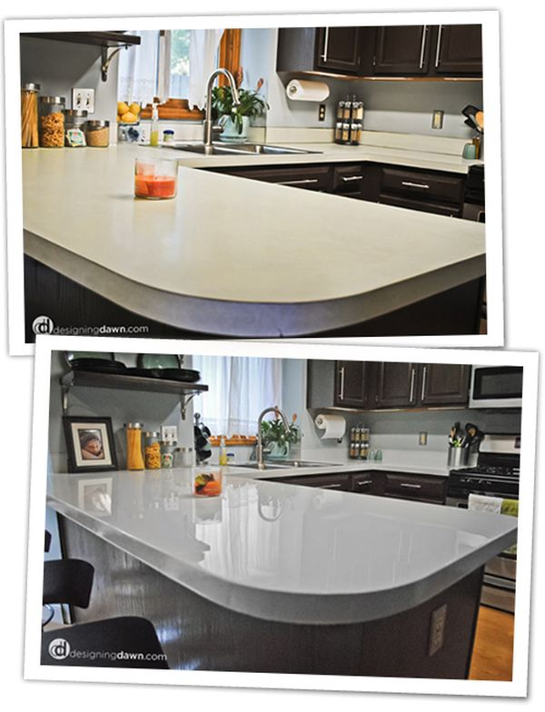 Diy Updates For Your Laminate Countertops Without