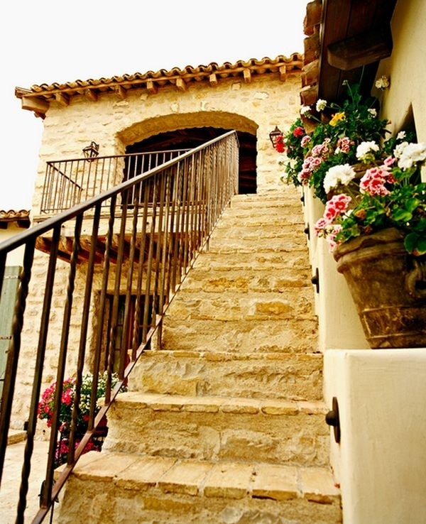 How To Design Exterior Stairs | Outside Stairs Design For House