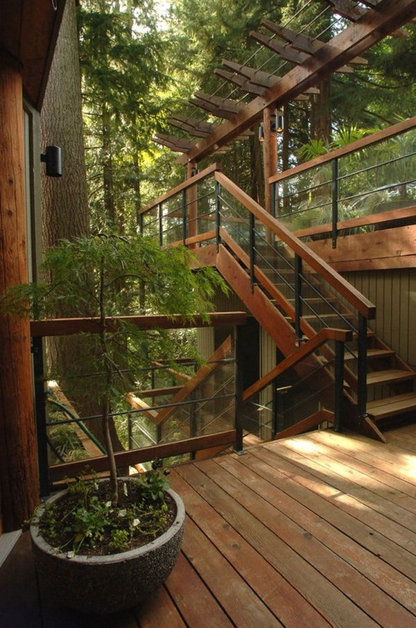 How To Design Exterior Stairs | Front House Stairs Design