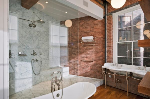 A Brick Wall Always A Charming D 233 Cor Feature In Any Room