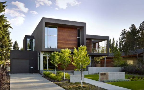 20 Modern And Contemporary Cube Shaped Houses View in gallery